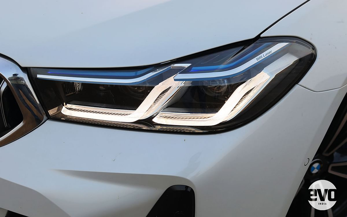 2021 BMW 6 Series GT gets slimmer headlights with L-shaped LED DRLs
