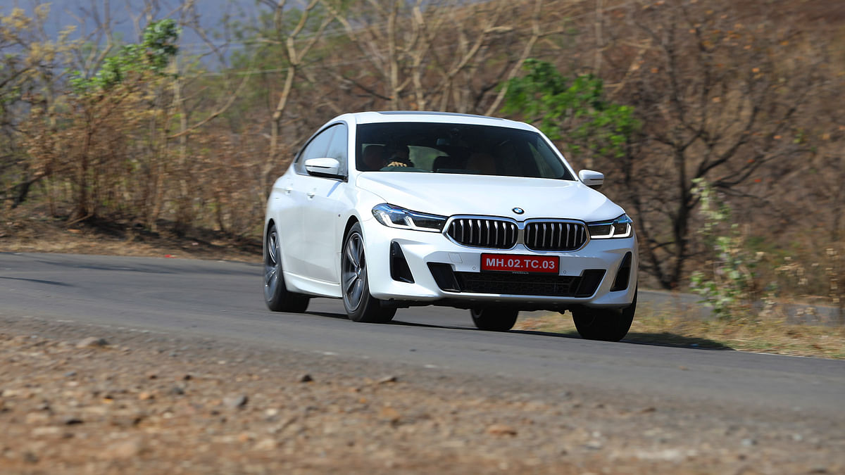 2021 BMW 6 Series GT launched at Rs 67.90 lakh in India