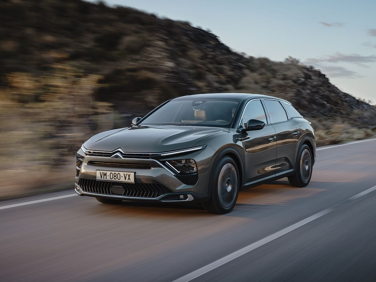 Citroen C5 X unveiled | The brand's new flagship
