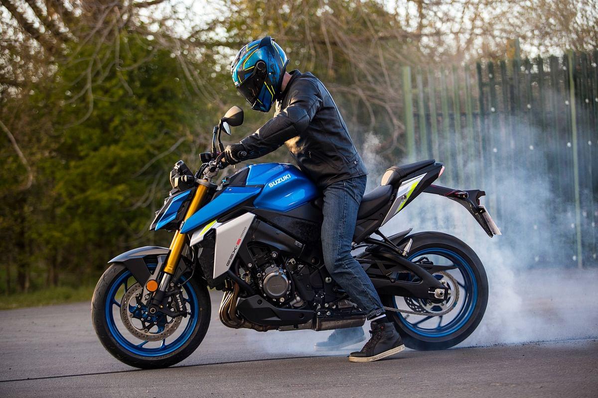 2021 Suzuki GSX-S1000 unveiled