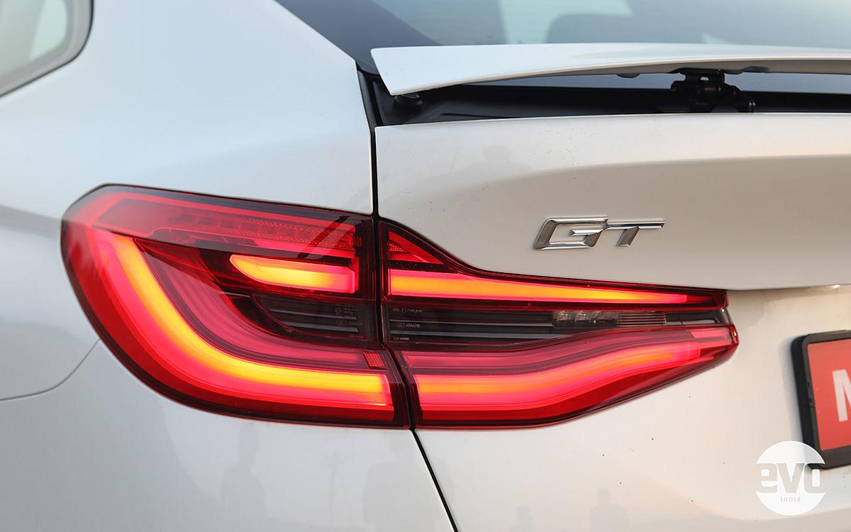 2021 BMW 6 Series GT gets 3D LED tail lights