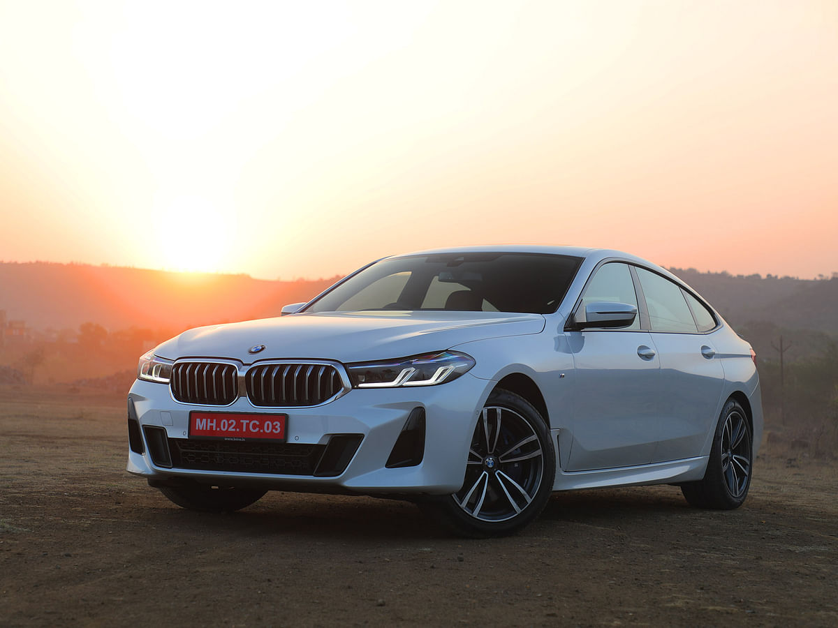 BMW 6 Series GT First Drive Review