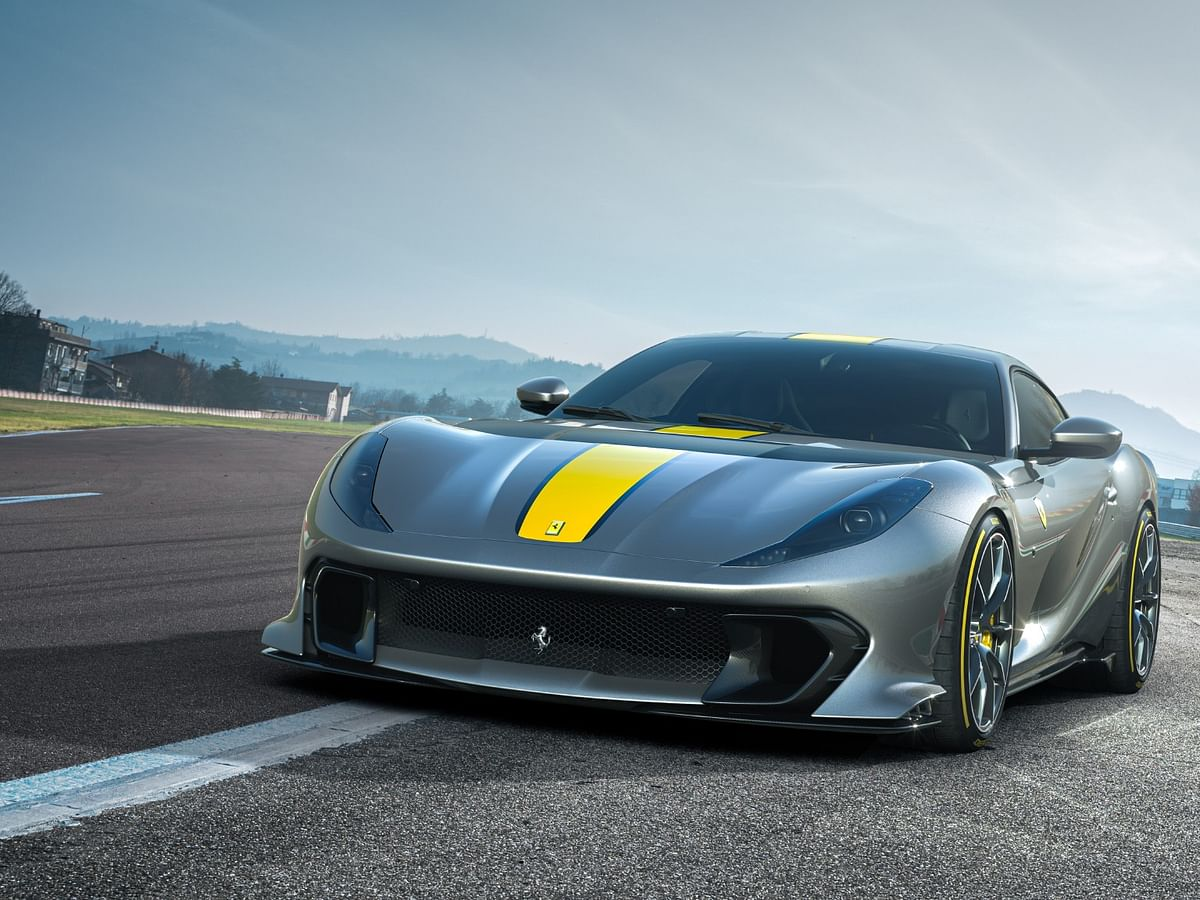 Ferrari 812 'Competizione' confirmed – hardcore V12 berlinetta returns