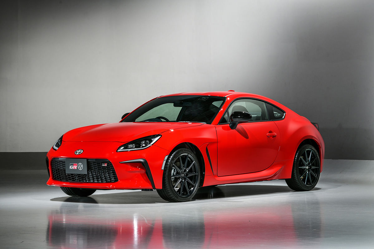 2022 Toyota GR86 revealed – rear-wheel drive coupe reimagined