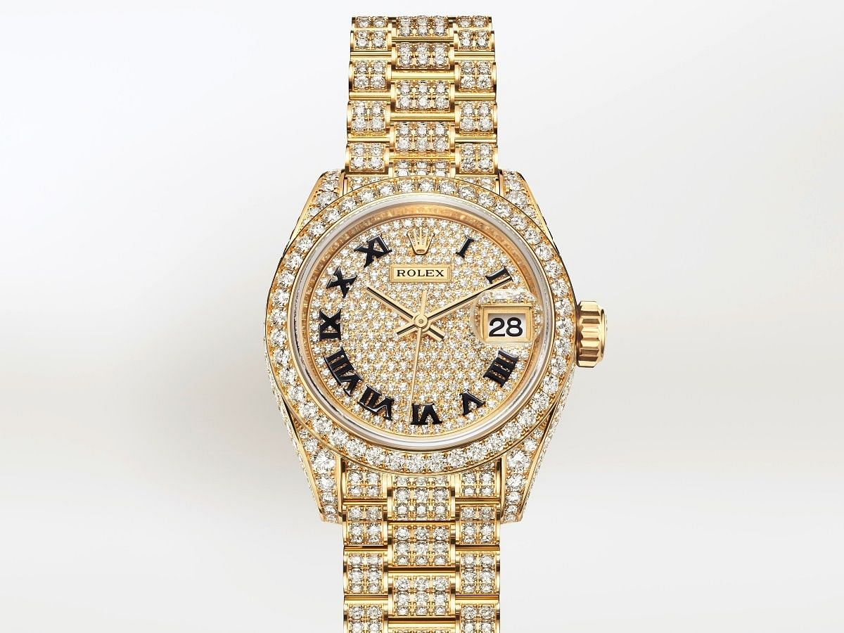 2021 Rolex Oyster Perpetual Lady-Datejust
