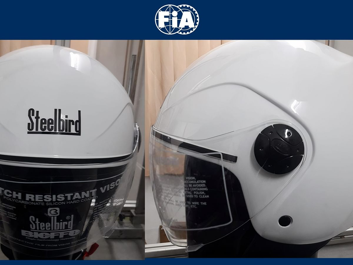 FIA and Steelbird collaborate to promote road safety