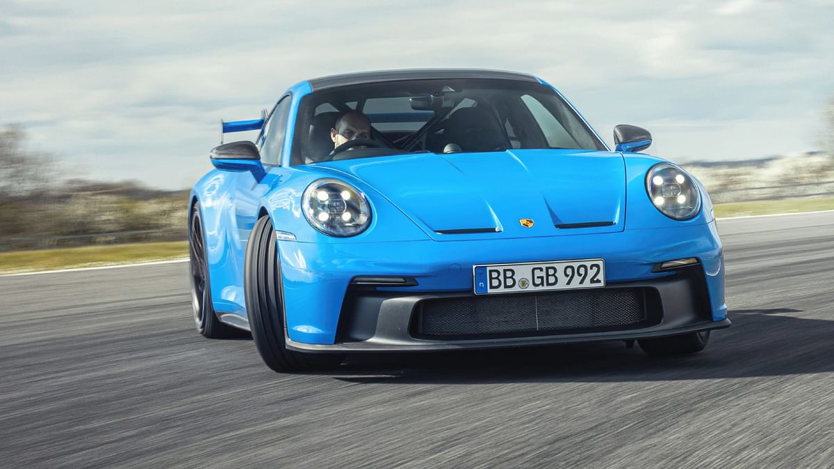 Porsche 911 GT3 2021 review – has the 992-gen now peaked?