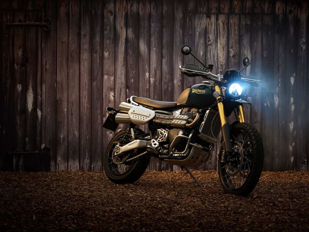 2021 Triumph Scrambler 1200 XC and XE unveiled