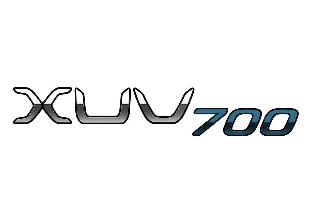 Mahindra confirms XUV700 as the new name for its upcoming SUV