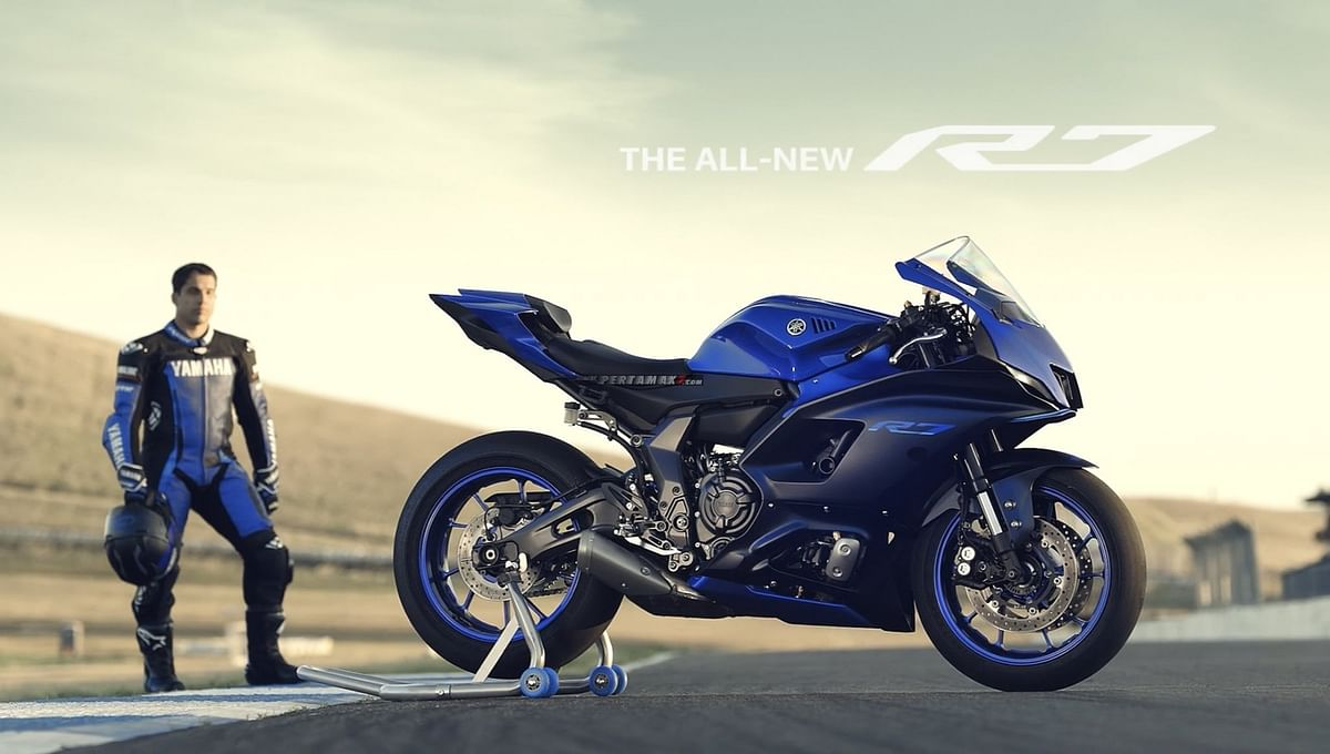 Yamaha YZF-R7 leaked ahead of global debut