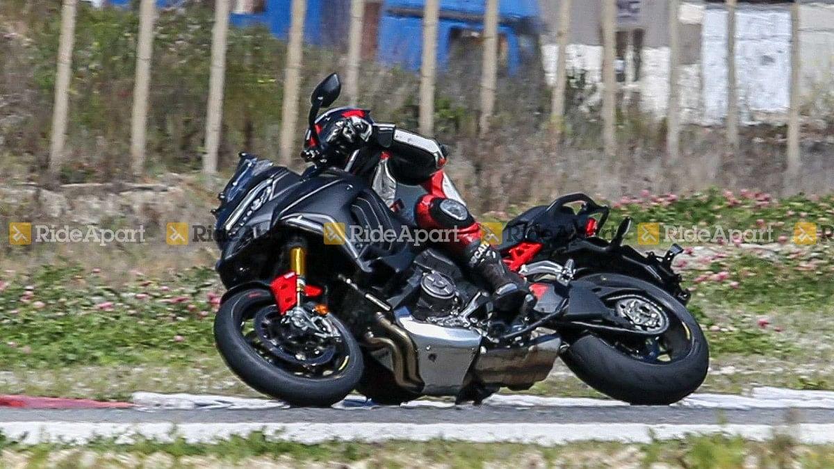 Ducati Multistrada V4 Pikes Peak