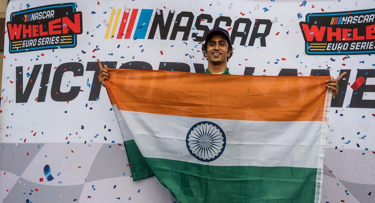 Advait Deodhar returns to EuroNASCAR 2