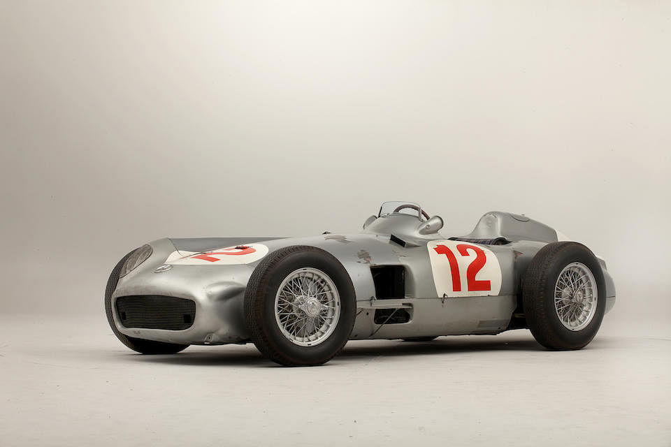 1954 Mercedes-Benz W196R chassis No. 00006/54