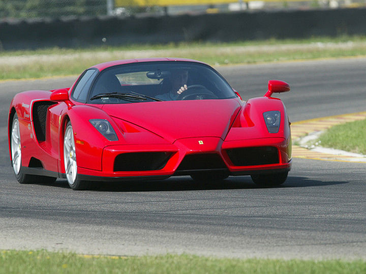 The Ferrari Enzo was codenamed the F60
