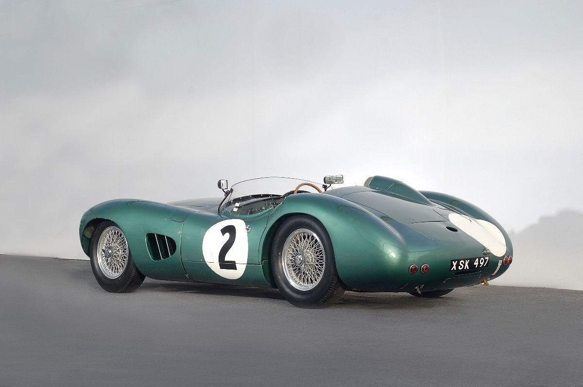 1956 Aston Martin DBR1 chassis No.1