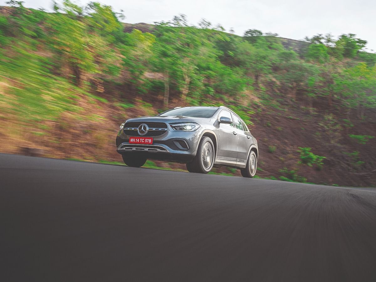 Mercedes-Benz GLA compact SUV launched for Rs 42.1 lakh