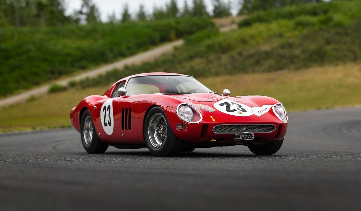 1962 Ferrari 250 GTO Scaglietti chassis 3413GT