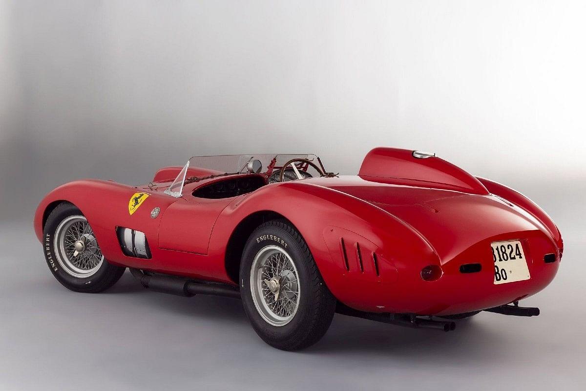 1957 Ferrari 335 S chassis 0674