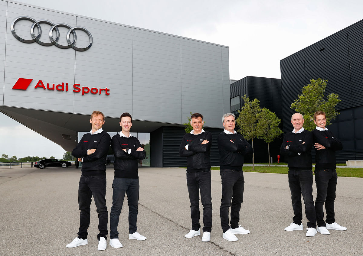 Audi to field 'Dream Team' at the 2022 Dakar Rally