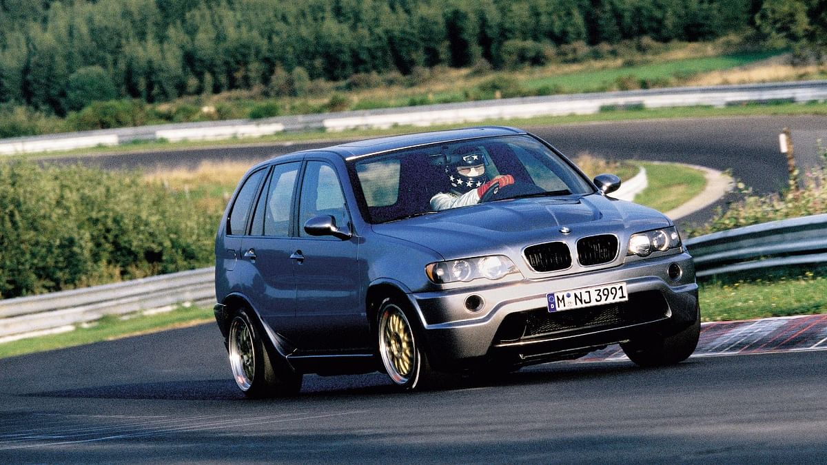 The BMW X5 Le Mans is a forgotten super SUV