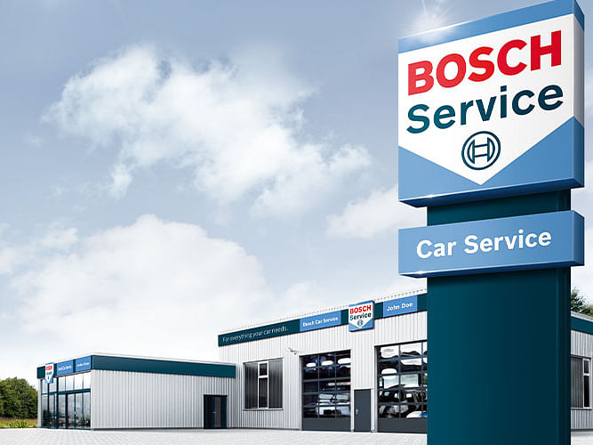 Bosch completes 100 years of Bosch Car Service