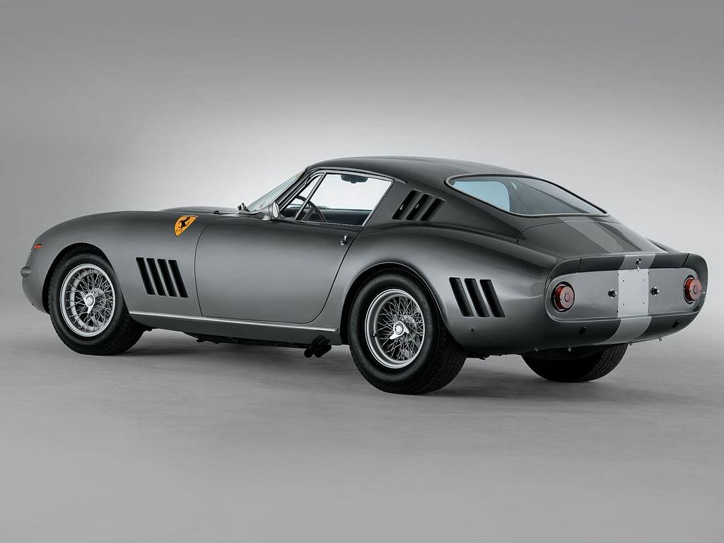1964 Ferrari 275 GTB/C Speciale chassis 06701