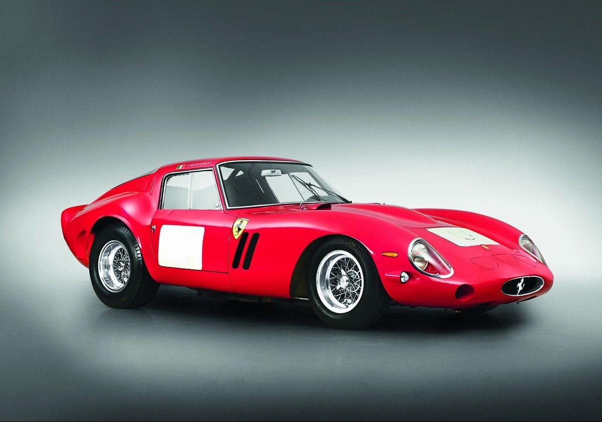 1962 ferrari 250 GTO chassis 3851GT
