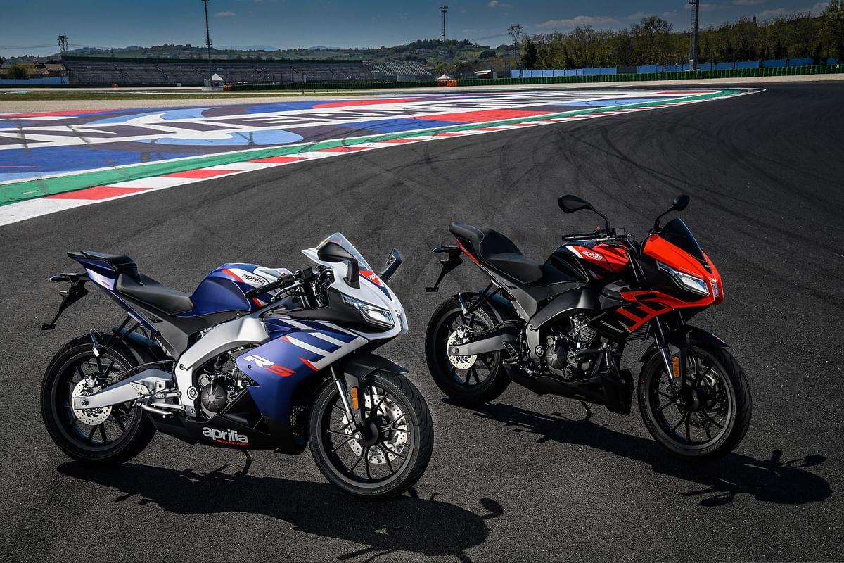 Aprilia RS 125 and Tuono 125 unveiled