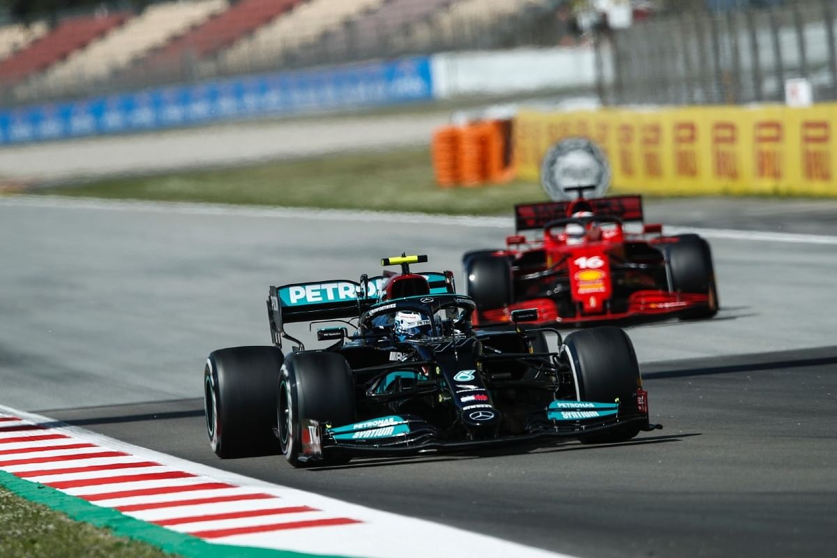 Bottas may be relatively slow compared to Hamilton, but he does land up on the podium more often than not
