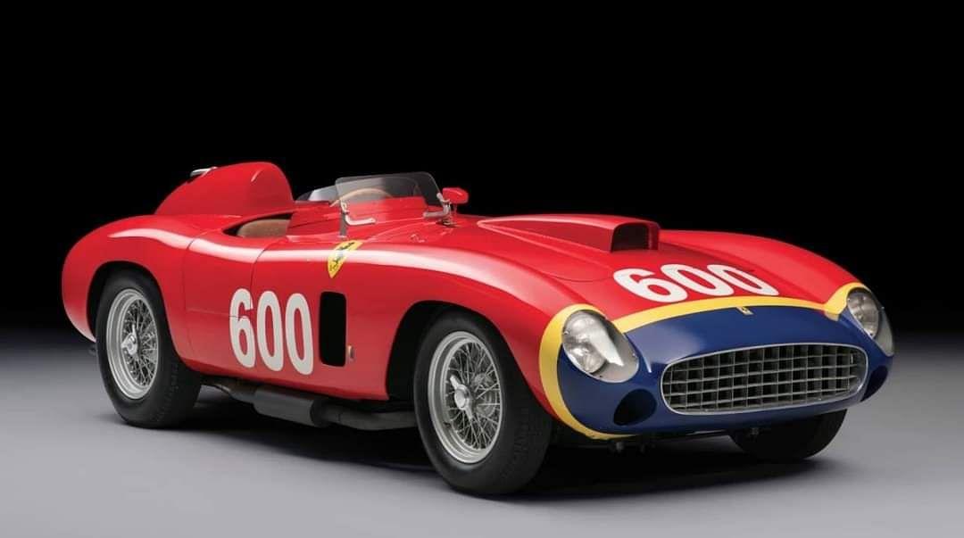 1956 Ferrari 290 MM chassis 0626