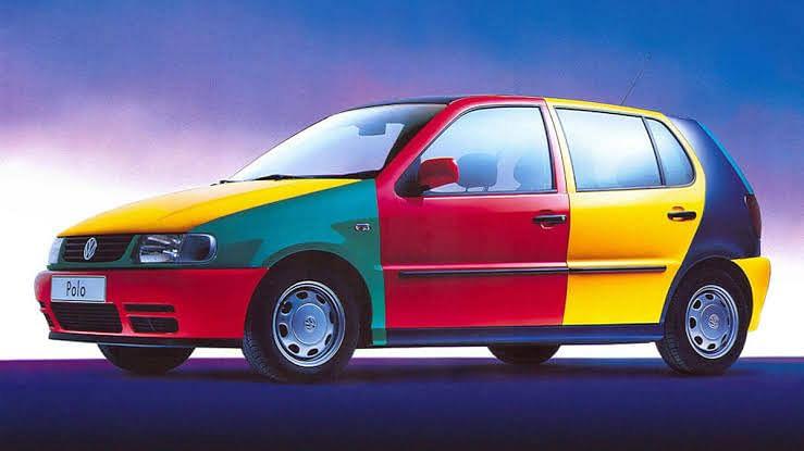 Volkswagen Polo Harlequin