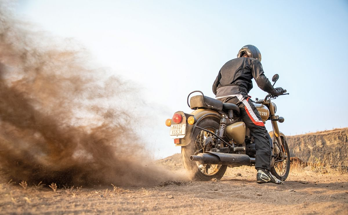 Terms and Conditions: RE Classic 350 tyre contest