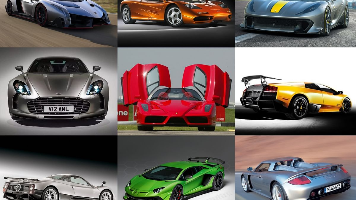 Top 10 fastest naturally aspirated cars ever made