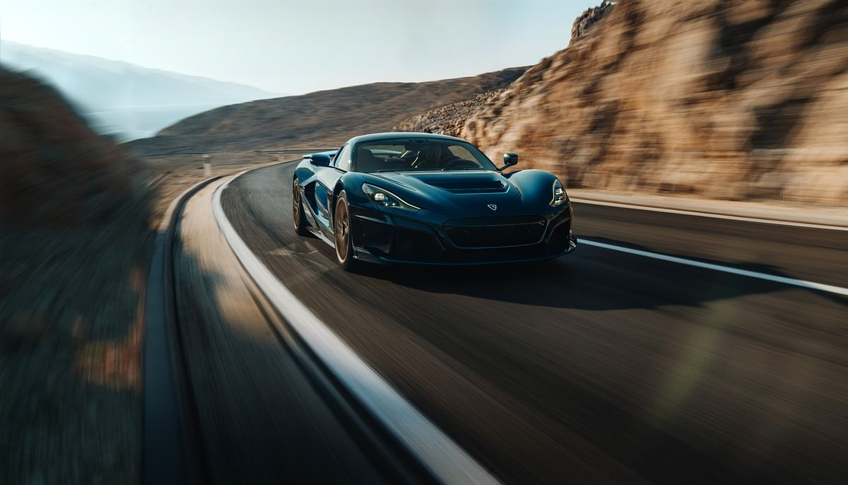 Rimac removes wraps off the Nevara, the production version of the C-Two