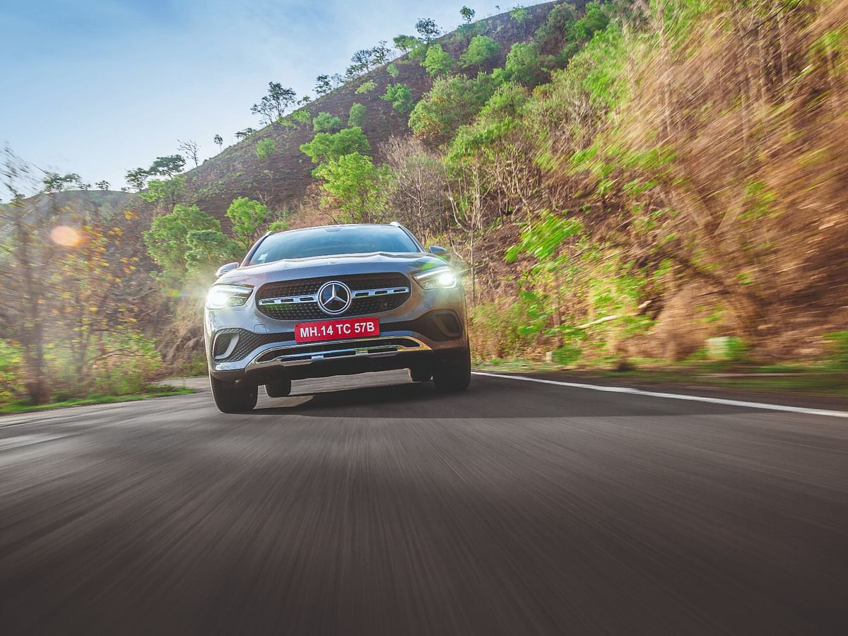 Mercedes-Benz GLA 220d First Drive Review: Merc's baby SUV grows up!