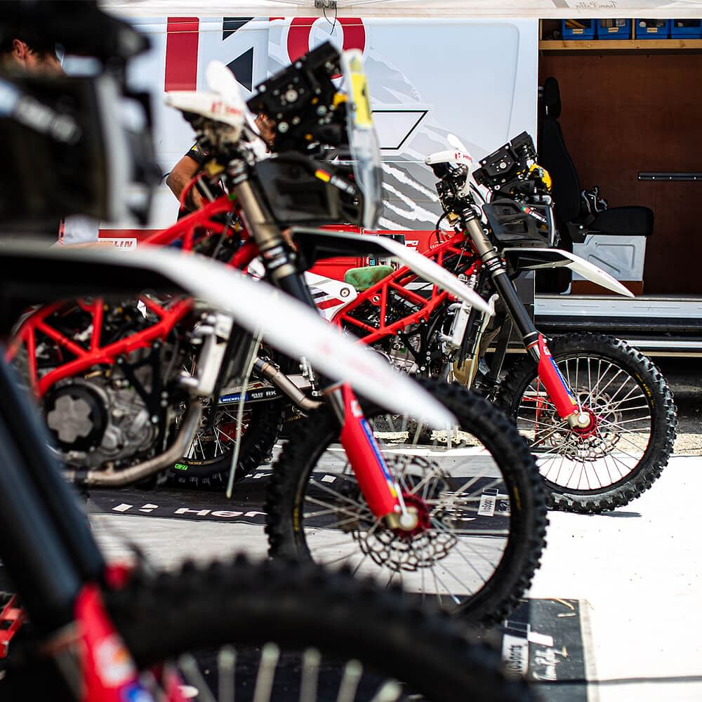 The team wants to carry this momentum to the Silkway Rally