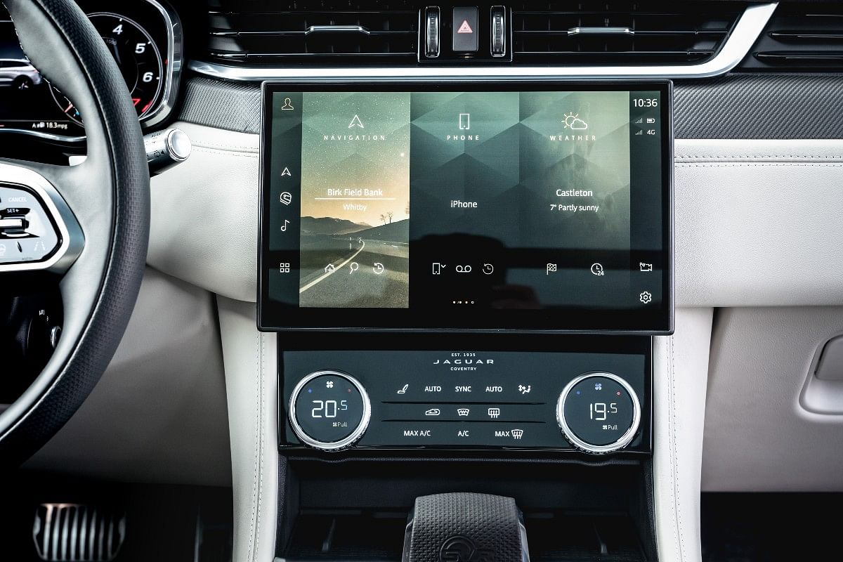 11.4-inch touchscreen comes with Pivi Pro infotainment system
