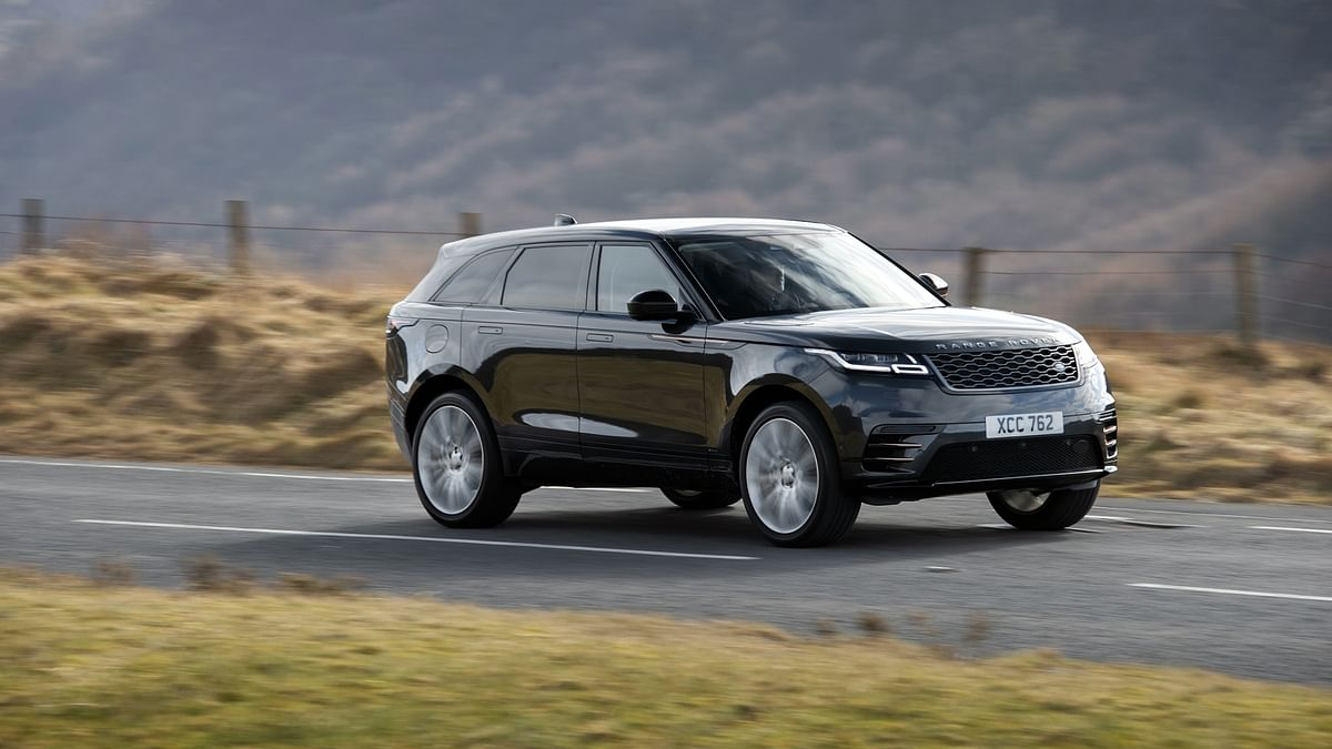 Land Rover launches 2021 Range Rover Velar in India, prices start from Rs 79.87 lakh