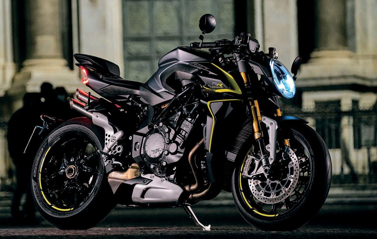 2021 MV Agusta Brutale 1000 RR unveiled