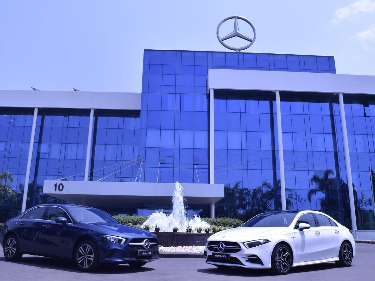 Mercedes-Benz to sell cars directly to customers as a part of 'Retail of the Future' strategy