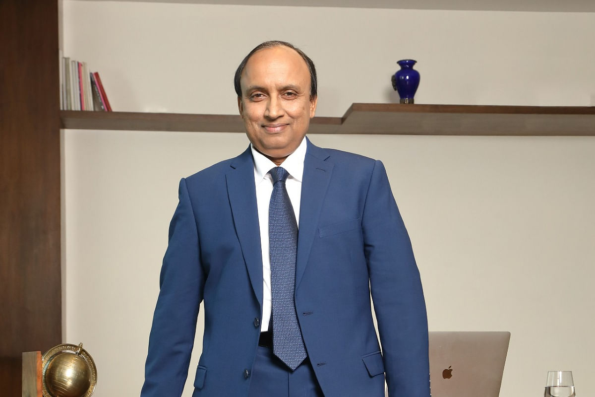 Shashank Srivastava, Senior Executive Director, Maruti Suzuki