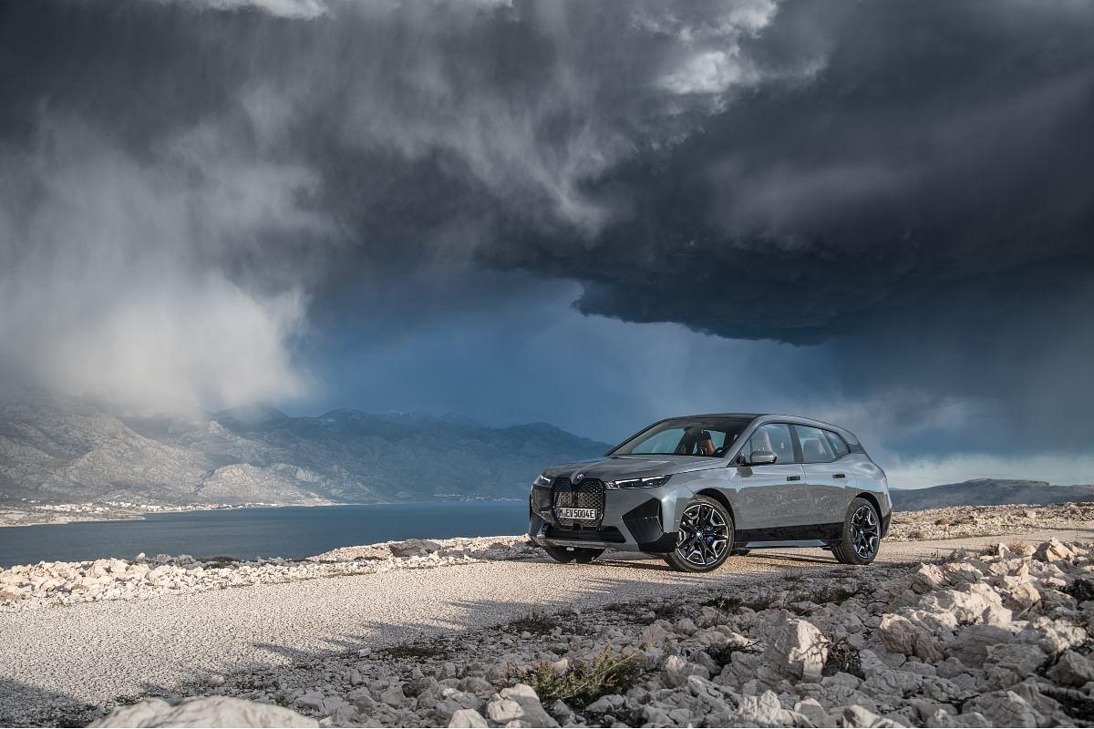 BMW has chosen to call this car an SAV (Sports Activity Vehicle)