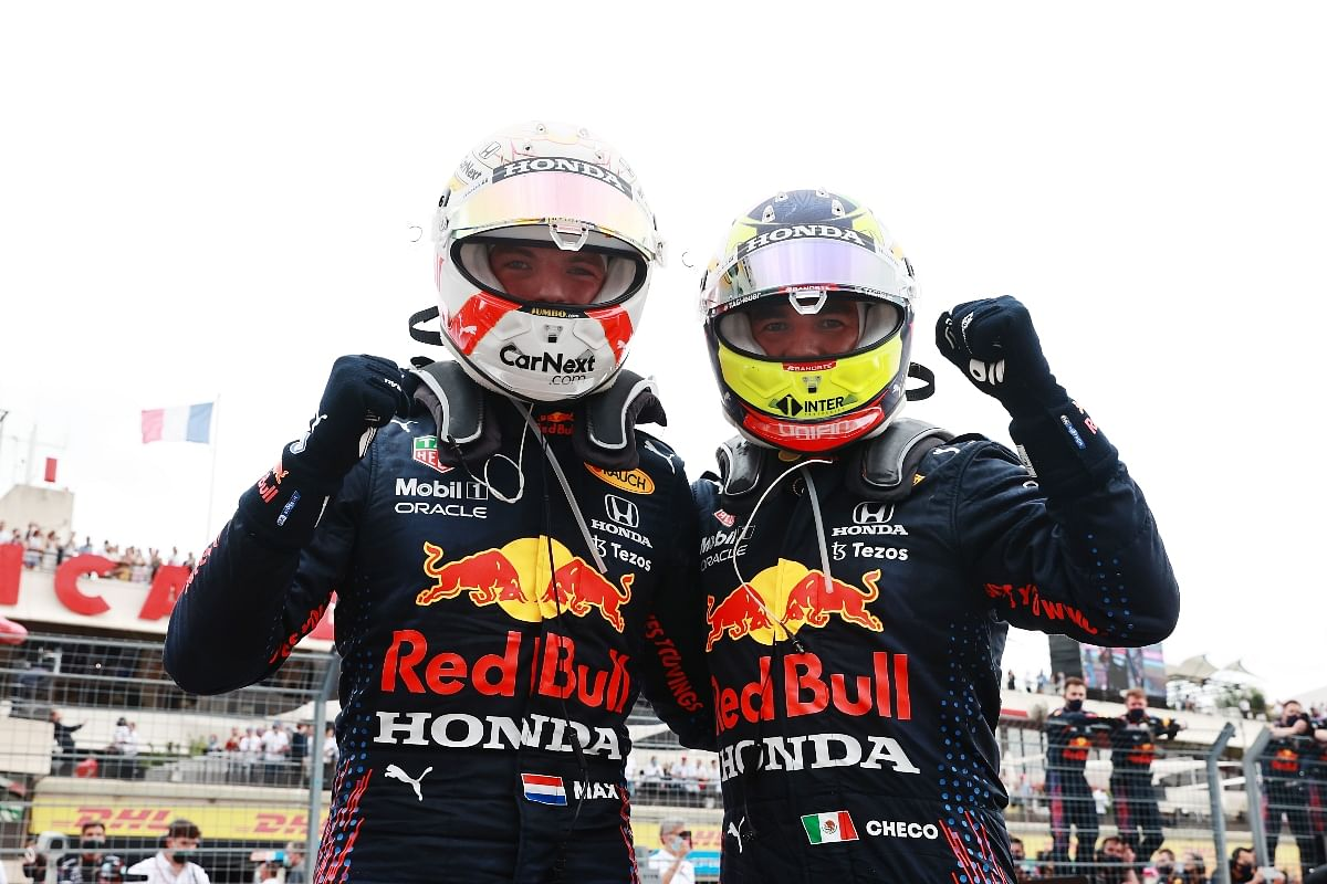 Teamwork is helping Red Bull shake up Mercedes' morale