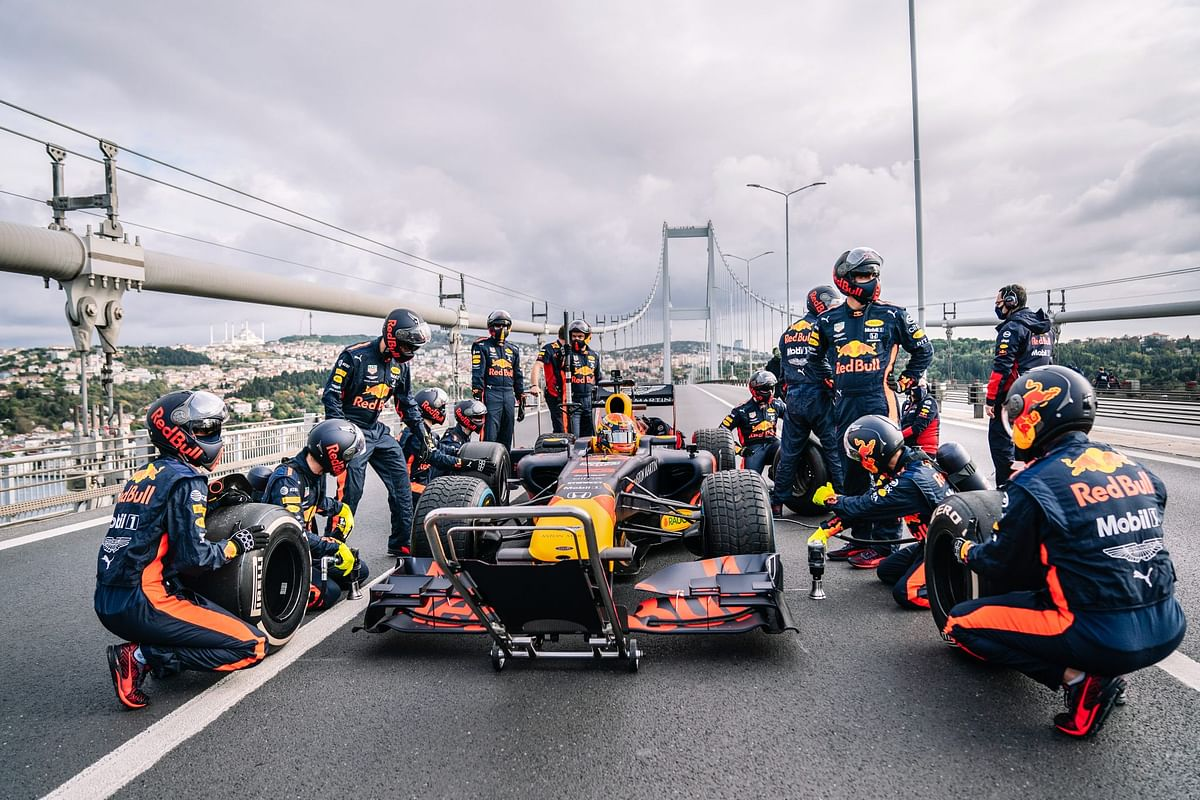 FIA brings measures to slow down F1 pit stops from Hungarian GP