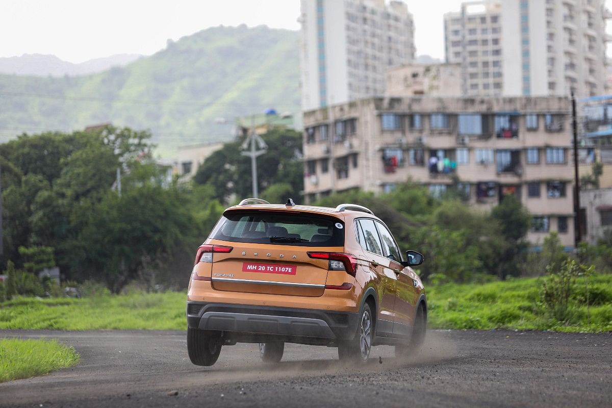 The Kushaq sets the benchmark for driving involvement in the segment