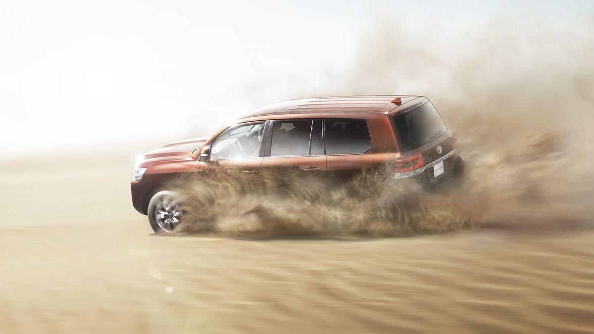 70 years of the Toyota Land Cruiser