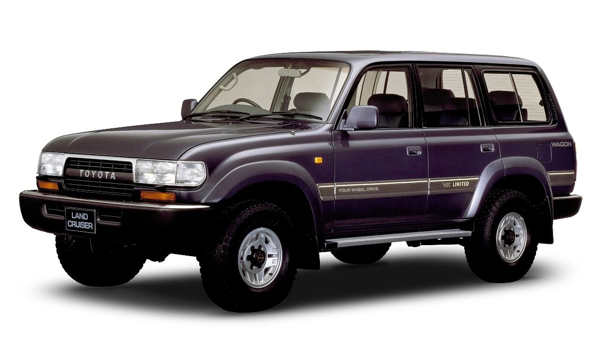Toyota focused majorly on improving safety and comfort on the 80 series