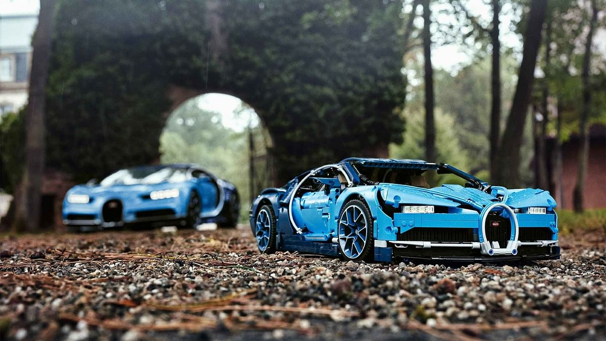 Five cool Lego sets every car enthusiast needs!