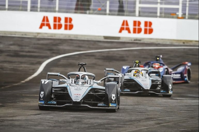 Mercedes EQ Formula E Team leads the constructors championship with 113 points