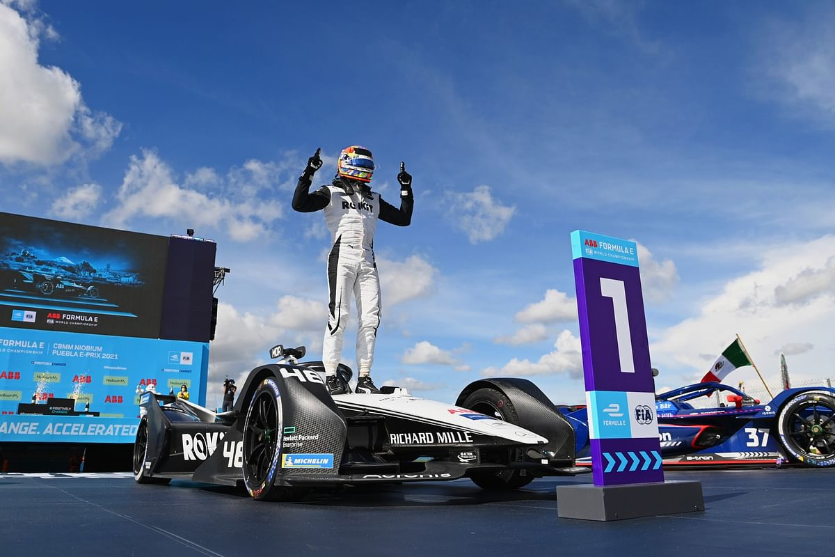 Edoardo Mortara finishes Round 9 of Formula E in Puebla on top, leads driver standings with 72 points